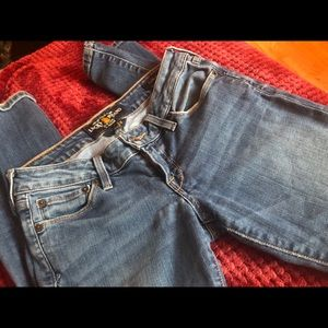 Lucky Brand Jeans - Lucky brand Lola bootcut size 0/25 ankle